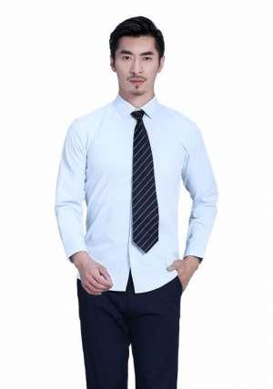 教您怎样搭配衬衫与领带更加帅气