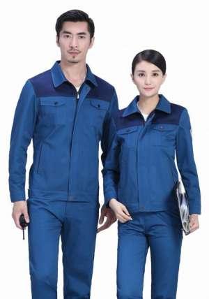 选择合适的工作服订制厂家才能在做出好的工作服