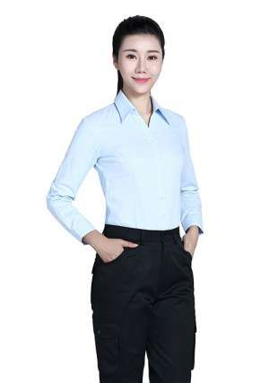 免烫衬衫的优势娇兰服装有限公司